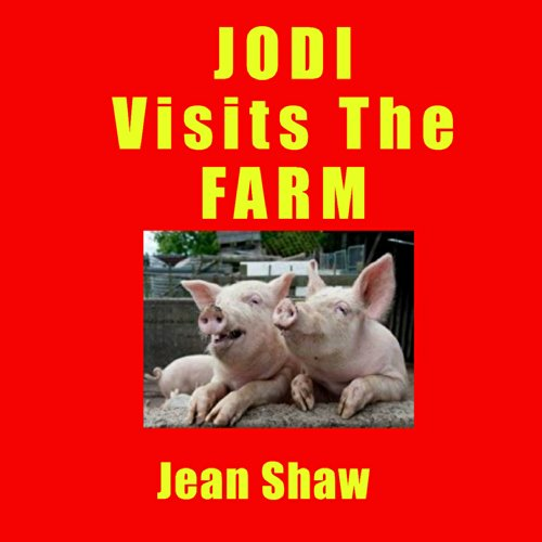 Jodi Visits the Farm audiobook cover art