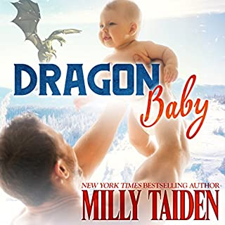 Dragon Baby audiobook cover art