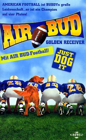 Air Bud - Golden Receiver [VHS]