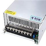 Rivelt 24 V 40 A 1000 W Switch Power Supply Driver Ac110/220 V Fuente de alimentación de conmutación ajustable para tira LED