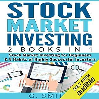 Stock Market Investing: 2 Books in 1 cover art