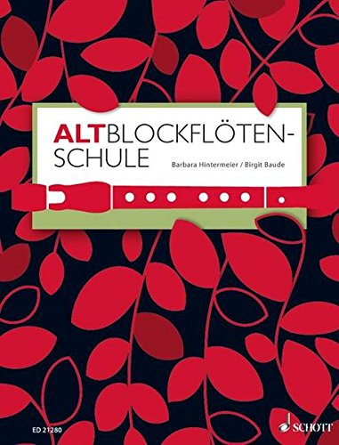 Schott Music Altblockflötenschule Bild