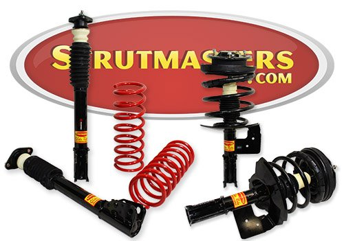 Strutmasters 4 Wheel Air Suspension Conversion Kit for 1991-1999 Buick LeSabre