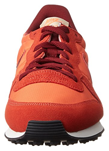 Nike Internationalist, Zapatillas Hombre, Naranja (MAX Orange/Team Red/Orange Charge/Linen/Sail/Hyper Orange), 40.5 EU