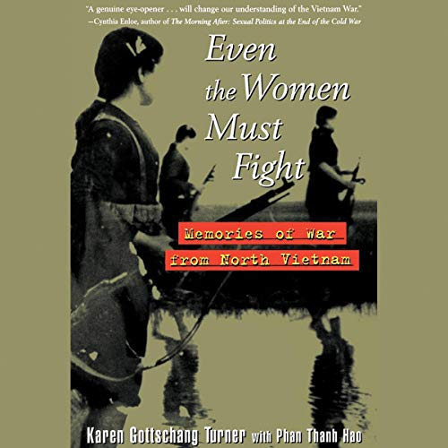 Even the Women Must Fight cover art