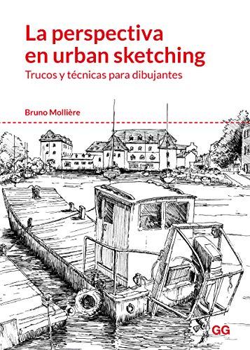 La perspectiva en urban sketching: Trucos y técnicas para dibujantes