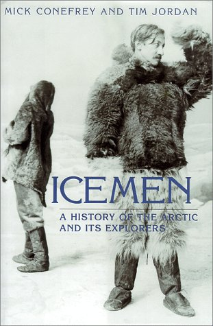 Icemen: Mick Confrey and Tim Jordan
