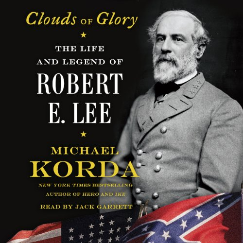 Clouds of Glory audiobook cover art
