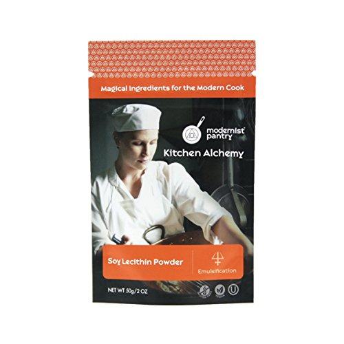 Pure Soy Lecithin Powder ☮ Vegan ✡ OU Kosher Certified - 50g/2oz