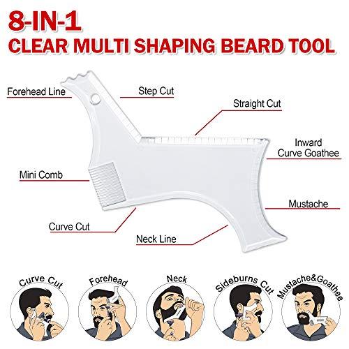 Beard shaper guide