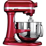 Kitchenaid 5KSM7580XECA 5KSM7580X Robot, 500 W, 6.9 liters, Rouge