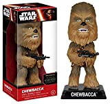 Star Wars Episode VII Wacky Wobbler Cabezón Chewbacca 15 cm Funko Bobble heads...