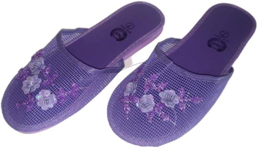 WP Women's Chinese Mesh Slippers - Chinese Mesh Sandals