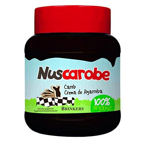 Nuscarobe Crema Algarroba Nuscarobe 350 G 350 ml