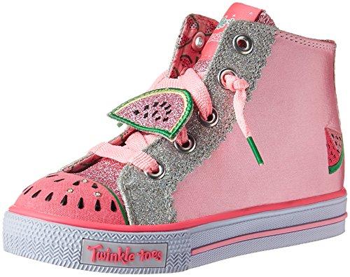SKECHERS Laufschuhe M�Dchen, Color Pink, Marca, Modelo Laufschuhe M�Dchen Shuffles Patch Party Pink