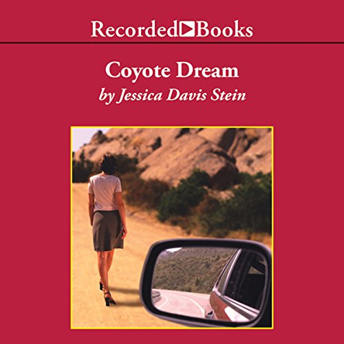 Coyote Dream audiobook cover art