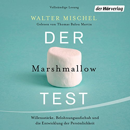 Der Marshmallow-Test cover art