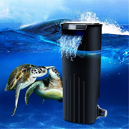 Bazaar Low Water Verse interne Hang On Aquarium vis schildpad reptiele container Power Filter