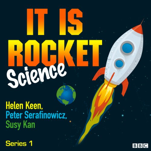 Page de couverture de It Is Rocket Science: Complete Series 1