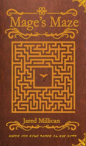 Mage's Maze: A Dragon Mage Story (English Edition)