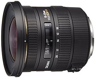 Sigma 10-20 mm F3,5 EX DC HSM-Objektiv (82 mm Filtergewinde, für Canon Objektivbajonett) (B002D2VS9U) | Amazon price tracker / tracking, Amazon price history charts, Amazon price watches, Amazon price drop alerts