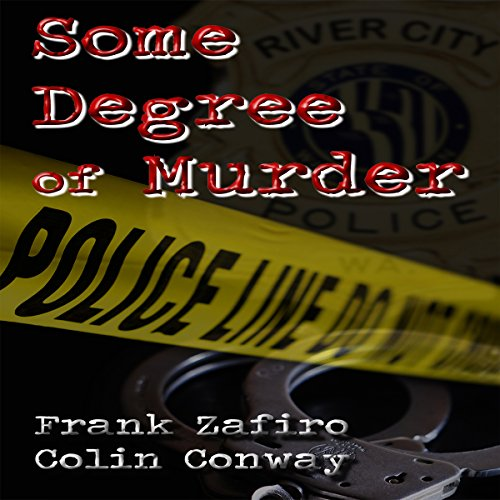 Some Degree of Murder audiobook cover art
