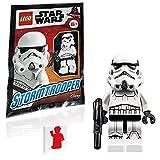 LEGO Star Wars Minifigure – Zander (Chaqueta marrón) Set 75186 Nuevo para 2017.
