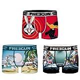FREEGUN Boxer Garçon Looney Tunes (14-16 Ans, Pack 02)