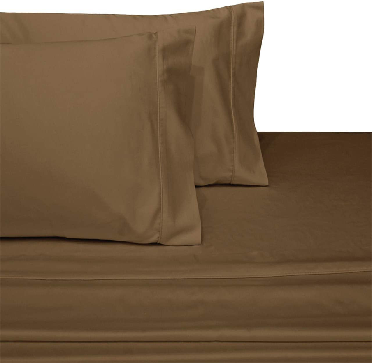 NEW ARRIVAL Abripedic Queen Waterbed Size 100% Taupe Cotton Sheets 人気ブランド多数対象