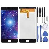 Zhangl Reparación de Repuesto Pantalla LCD y Conjunto Completo de digitalizador for Elephone P8 Reparación de Repuesto (Color : Black)