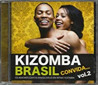 Kizomba Brasil Convida? Vol. 2 [CD] 2010