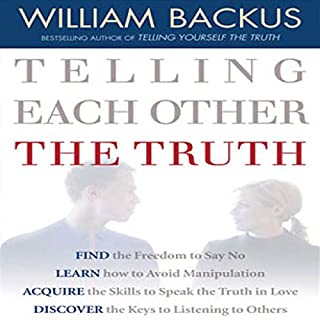 Telling Each Other the Truth audiobook cover art
