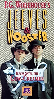 Jeeves & Wooster: Jeeves Saves the Cow-Creamer VHS