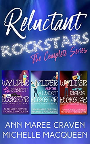 Reluctant Rockstars: The Complete Series (English Edition)