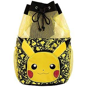 51SRVyNe+ML. SS300  - Pokemon Bolsa de Natación para Niños Pikachu