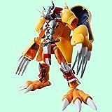 デジモンアドベンチャ- 超進化魂 P-PS ABS&PVC&ダイキャスト製 塗装済み可動フィギュア 01 ウォ-グレイモン