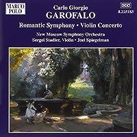 ガローファロ:ロマンティック交響曲/ヴァイオリン協奏曲