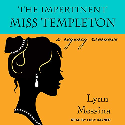 The Impertinent Miss Templeton cover art