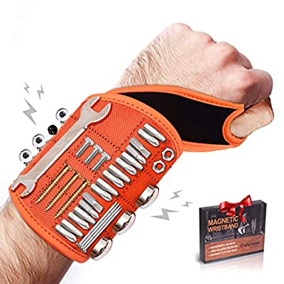Magnetic Wristband - Magnetic Tool Wristband Wi...