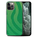Phone Case for Apple iPhone 12 Pro Max Reptile Skin Effect