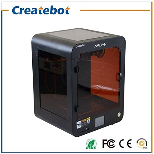 Createbot Mini 3d printer by technologyoutlet (Single estrusore with Heated Bed)