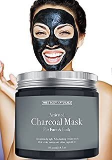Best perfect clear charcoal face mask Reviews