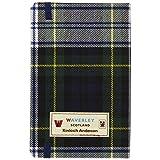 Dress Gordon Notebook: Waverley Genuine Scottish Tartan Notebook