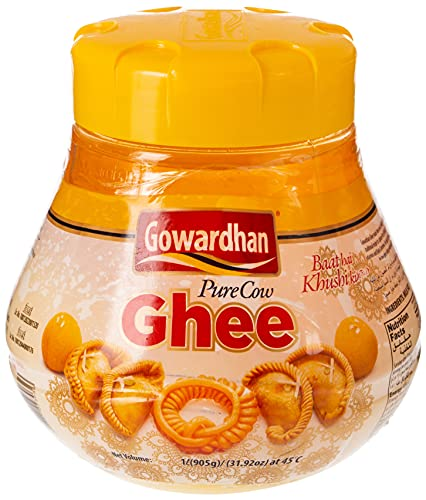 Gowardhan Ghee Jar, 1L