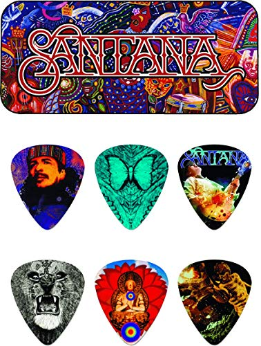 Schwere 6er-Kiste Santana