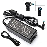 Jeestam 45W Ac Adapter Laptop Charger Replace for HP Pavilion x360 15-f272wm 15-f387wm 15-f233wm 15-f222wm 15-f211wm 15-f337wm 15-ba009dx 15-bw011dx 15-bw070nr 17-g121wm 17-g119dx Power Cord