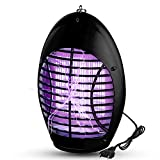 QUTOP 2020 Upgraded Bug Zapper, UV Light, Mosquito Trap, Fly Pests Catcher Lamp, Indoor Outdoor Electronic Insect Killer