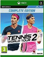 Tennis World Tour 2: Complete Edition (Xbox Series X) (輸入版)