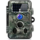 APEMAN Caméra de Chasse 12MP 1080P Caméra de Surveillance Infrarouge...