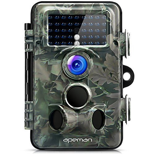 APEMAN Caméra de Chasse 12MP 1080P Caméra de...